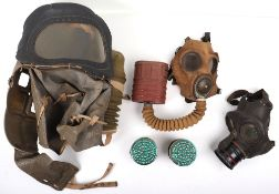 WW2 British Gas Masks