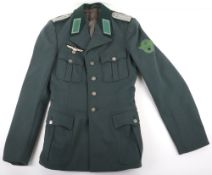 WW2 Style German Police Tunic