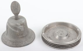 WW2 Victory Bell and Battle of Britain Ash Tray