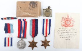 WW2 British Campaign Medals