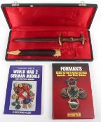 Cased Third Reich Style SA Honour Dagger