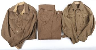 WW2 British Battle Dress Blouse