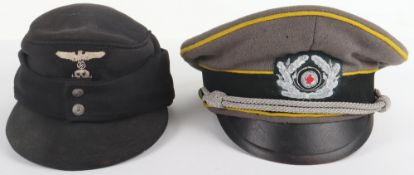 WW2 Style German Hats