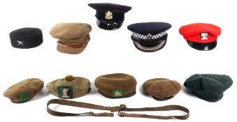 Military and Police Hats