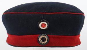 Pre-WW1 Imperial German Other Ranks Feldmutze / Kratzchen Regimentally Marked to Grenadier Regiment