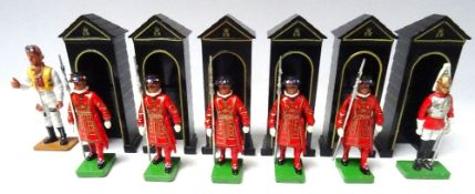 Various Toy Soldiers and other figures