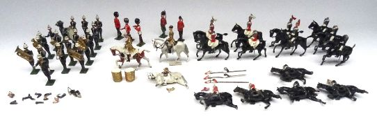 Britains set 2085, Household Cavalry Musical Ride