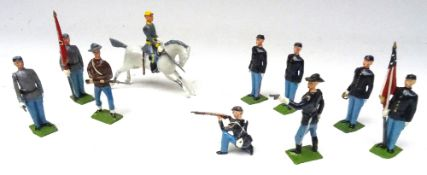 Britains hollowcast American Civil War