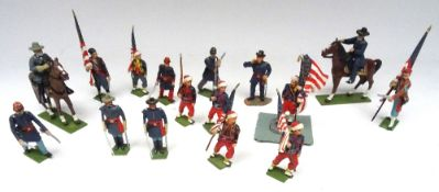 American Civil War New Toy Soldiers