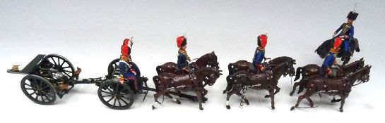 Various models, Royal Horse Artillery Gun Team