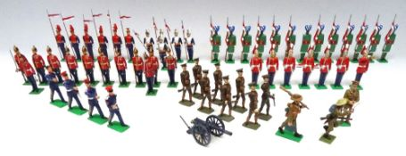 New Toy Soldiers dismounted Indian Cavalry