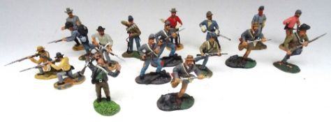Britains Matte American Civil War Series Confederate