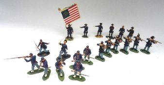 Britains Matte American Civil War Series Union