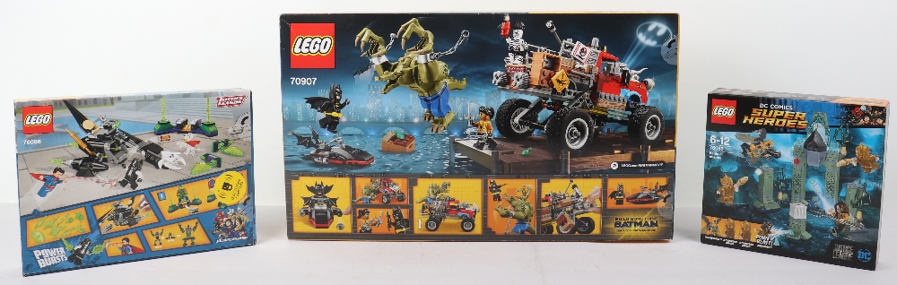 Three DC super heroes boxed Lego sets - Image 5 of 6