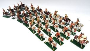 Britains recast or repainted Life Guards