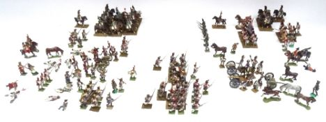 Battle of Waterloo Wargaming figures