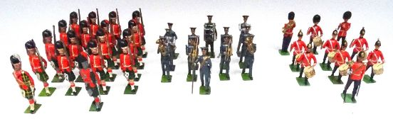 Repainted and Repaired Britains