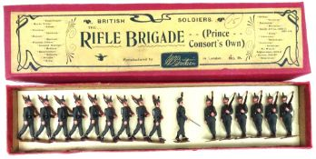 Britains Rifle Brigade