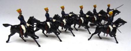 Britains VERY RARE Japanese Cavalry