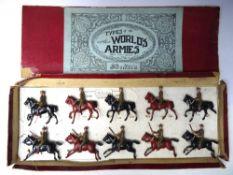 Britains set 286, USA Cavalry