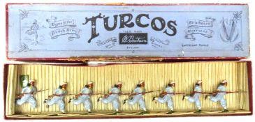 Britains set 191, Turcos