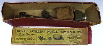 Britains set 1727, Mobile Howitzer Unit
