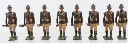 Britains set 109, Dublin Fusiliers