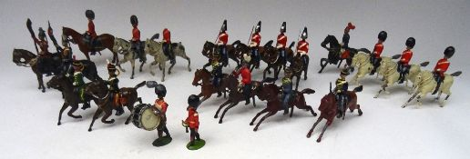 Britains early Cavalry