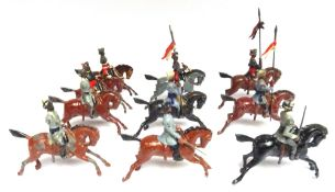 Britains Indian Army Cavalry