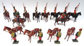 Britains set 23, 5th Irish Lancers