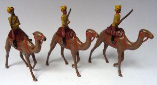Britains set 123 Bikanir Camel Corps