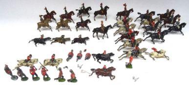 Britains Small Size Cavalry