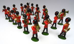 Britains set 37, Band of the Coldstream Guards