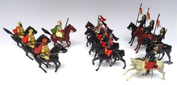 Britains from set 140 French Dragoons