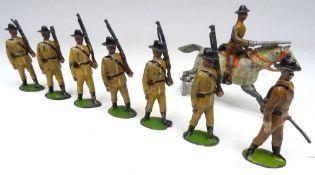 Britains RARE set 26, Boer Infantry