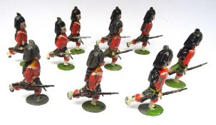 Britains 'plug-handed' Highlanders