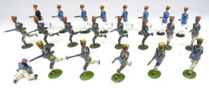 Britains set 134, Japanese Infantry