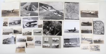 Mixed Collection of Aviation Photographs