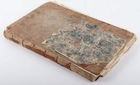 """Atlas De La Monarchie Prussiene, Published date 1788 """"A Londres"""" Disbound"""