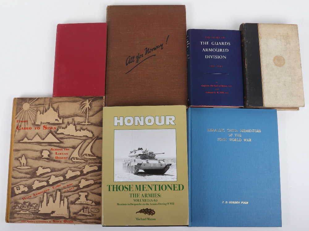Mixed Military Volumes etc - Image 2 of 3