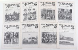 The Aeroplane Volume VIII 1915