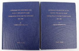 Dictionary of Disasters at Sea