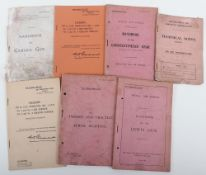 Collection of Mainly Aircraft Weapon Manuals