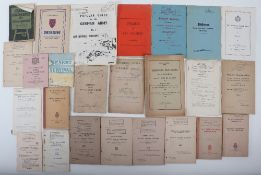 Interesting Collection of Manuals
