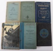 Small Collection of Aviation Manuals etc