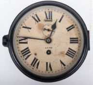 An early 20th century Smiths ships clock