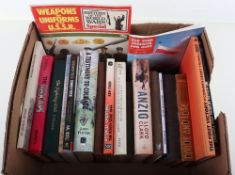 Various Books on World War Two