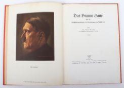 Das Braune Haus und die Berwaltungsgegebaude der Reichsleitung der NSDAP (History of the Brown House