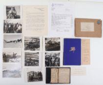 Service History of Sgt. M.Tucker Royal Artillery, 85th Field/Mountain Regiment