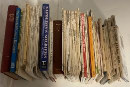 Large Collection of Military Reference Books